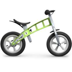 "FirstBIKE ""Street"" Green with brake"