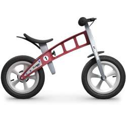 "FirstBIKE ""Street"" Red with brake"