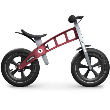 """FirstBIKE """"RACING"""" Red with brake"""