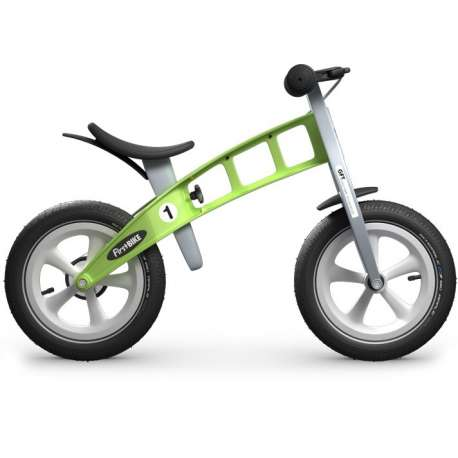 "FirstBIKE ""RACING"" Green with brake"