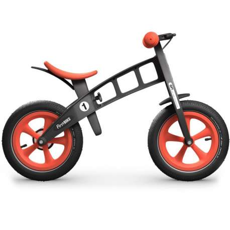 "FirstBIKE ""Limited Edition"" Orange with brake"