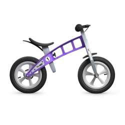 "FirstBIKE ""Street"" Violet with brake"