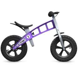"FirstBIKE ""Cross"" Violet with brake"