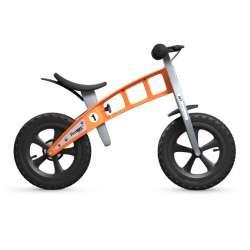 "FirstBIKE ""Cross"" Orange with brake"