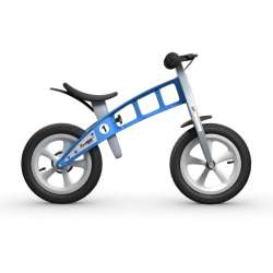 "FirstBIKE ""Street"" Light Blue with brake"