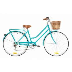 LADIES CLASSIC 7 SPEED AQUA 46