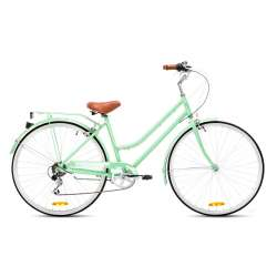 LADIES ALLOY LITE MINT GREEN 46