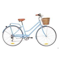 LADIES ALLOY LITE BABY BLUE 52
