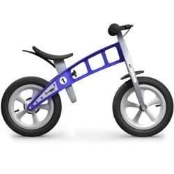 """FirstBIKE """"Street"""" Blue with brake"""