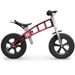 """FirstBIKE """"Cross"""" Red with brake"""