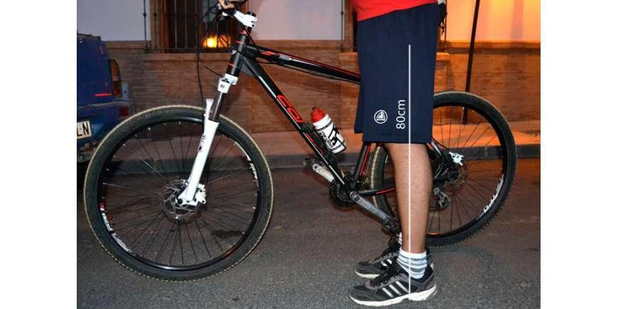 Consejos para elegir la talla correcta de la bicicleta - Tu Bici Urbana